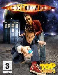 Okładka Top Trumps: Doctor Who (PS2)