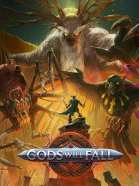 Game Box for Gods Will Fall (PC)