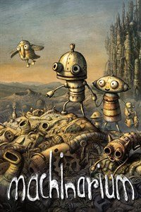 Game Box for Machinarium (PS4)