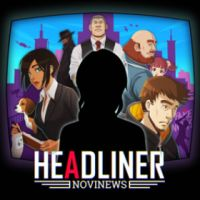 Game Box for Headliner: NoviNews (Switch)