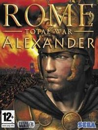 Okładka Rome: Total War - Alexander (AND)