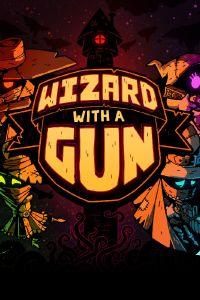 Okładka Wizard with a Gun (PC)