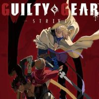 Game Box for Guilty Gear: Strive (PS4)