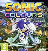 Game Box for Sonic Colours (NDS)