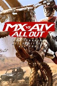 Okładka MX vs ATV All Out (PC)