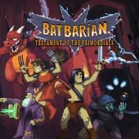 Okładka Batbarian: Testament of the Primordials (PC)