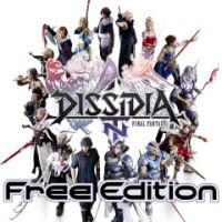 Game Box for Dissidia Final Fantasy NT Free Edition (PC)