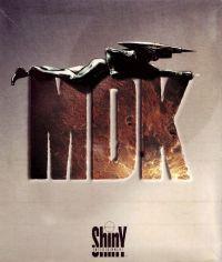 Okładka MDK (PS1)