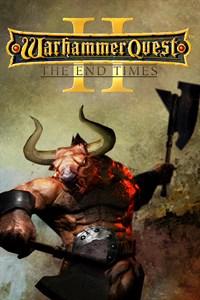 Okładka Warhammer Quest 2: The End Times (Switch)
