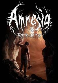 Game Box for Amnesia: Rebirth (PC)