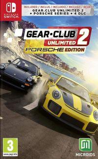 Okładka Gear.Club Unlimited 2: Porsche Edition (Switch)