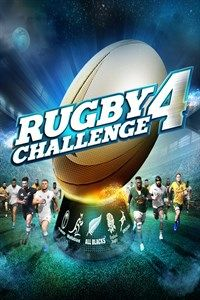 Game Box for Rugby Challenge 4 (PC)