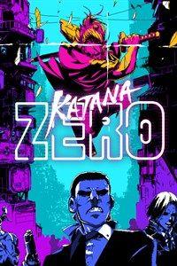 Game Box for Katana ZERO (Switch)