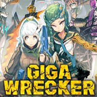 Game Box for Giga Wrecker (XONE)