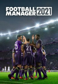 Game Box for Football Manager 2021 (PC)
