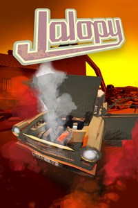 Game Box for Jalopy (PC)