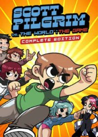 Game Box for Scott Pilgrim vs. The World: The Game - Complete Edition (PC)