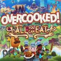 Okładka Overcooked! All You Can Eat! (PS5)
