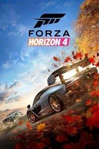 Okładka Forza Horizon 4 (XSX)