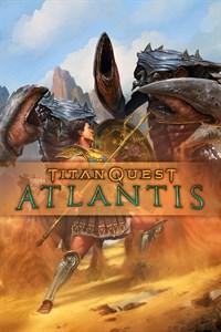 Okładka Titan Quest: Atlantis (PC)