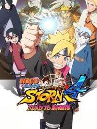 Okładka Naruto Shippuden: Ultimate Ninja Storm 4 - Road to Boruto (XONE)