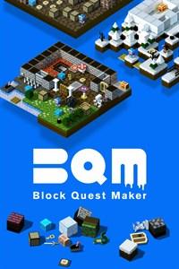 Okładka BQM: BlockQuest Maker (AND)