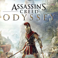 Game Box for Assassin's Creed Odyssey (PC)