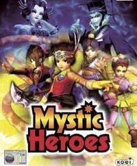 Game Box for Mystic Heroes (GCN)