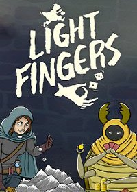 Game Box for Light Fingers (PC)