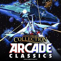 Game Box for Arcade Classics Anniversary Collection (PS4)