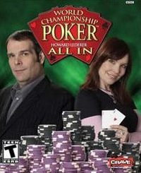 Okładka World Championship Poker Featuring Howard Lederer: All In (X360)