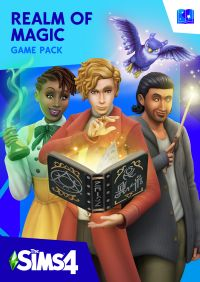 Okładka The Sims 4: Realm of Magic (PC)