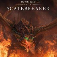 Game Box for The Elder Scrolls Online: Scalebreaker (PC)