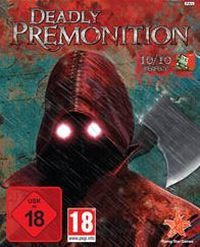 Deadly Premonition: The Director's Cut (PC cover