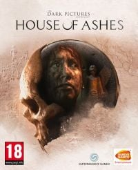 Okładka The Dark Pictures: House of Ashes (PS5)