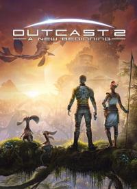 Okładka Outcast 2: A New Beginning (PS5)