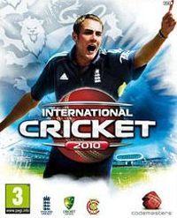 Okładka International Cricket 2010 (PS3)