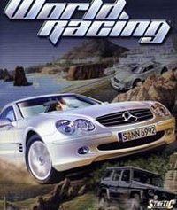 Okładka Mercedes Benz World Racing (PC)