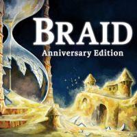 Braid Anniversary Edition (PS5 cover
