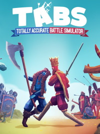 Totally Accurate Battle Simulator (PC cover