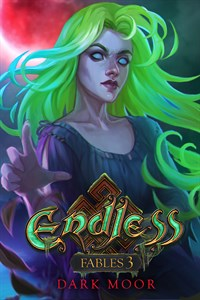 Okładka Endless Fables 3: Dark Moor (PS4)