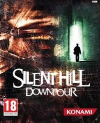 Game Box for Silent Hill: Downpour (PS3)