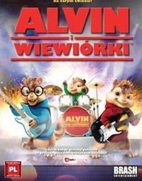 Game Box for Alvin and the Chipmunks (PS2)