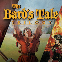 Game Box for The Bard's Tale Trilogy (PC)