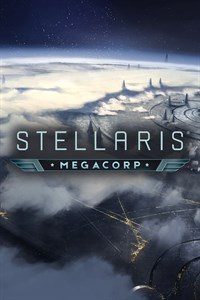 Game Box for Stellaris: MegaCorp (PC)