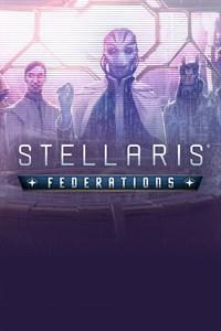 Okładka Stellaris: Federations (PC)