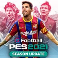 eFootball PES 2021 (PC cover