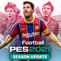 Okładka eFootball PES 2021 (PC)