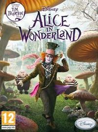 Okładka Alice in Wonderland (NDS)