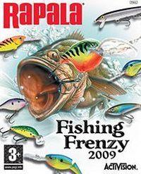 Okładka Rapala Fishing Frenzy (X360)